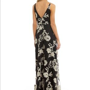 71f04a48222 GB Social Dresses - GB Social Floral Embroidered Gown